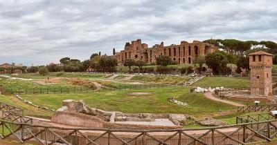 Palatin - Circus Maximus