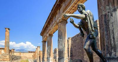 Pompeji - Apollo Tempel