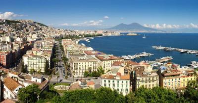 La Pignasecca - Bucht von Neapel