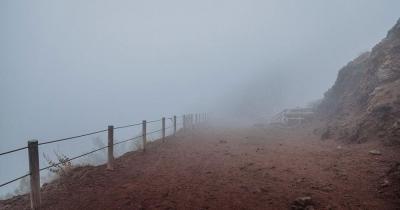 Vesuv - Weg auf den Berg