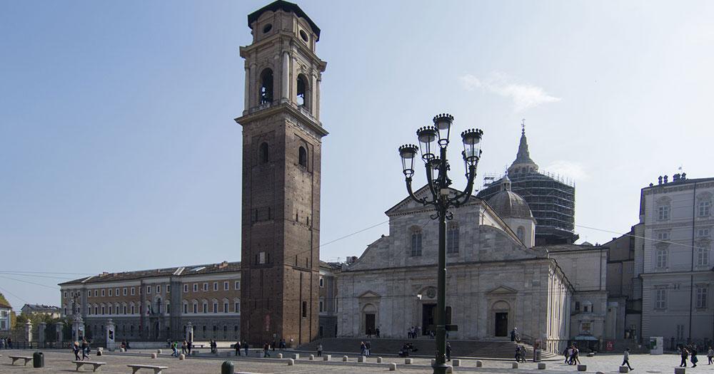 Turin - Piazza San Giovanni