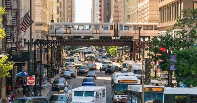 Chicago - Chicago Hochbahn