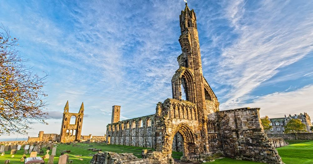 St. Andrews - Kathedrale