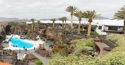 Jameos del Agua - Panorama
