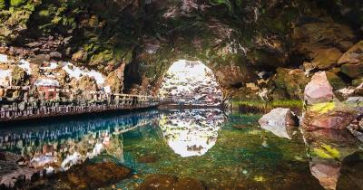 Jameos del Agua - Höhle