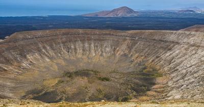Timanfaya - Vulkankrater