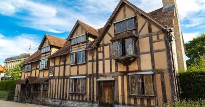 Stratford-upon-Avon - Shakespeare Geburtshaus