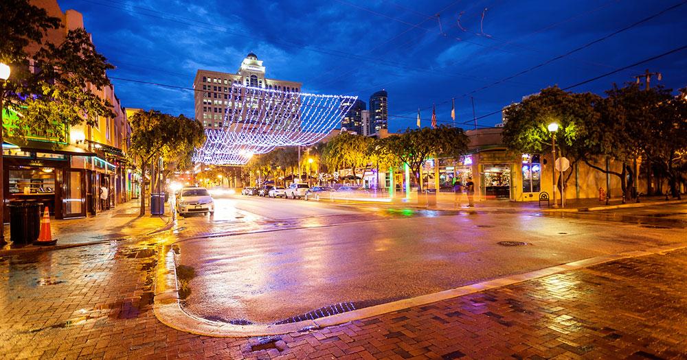 Fort Lauderdale - Das Nachtleben in der Himmershee Street