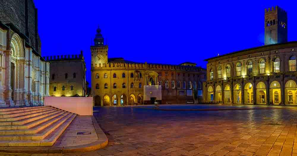 Bologna - Basilika San Petronio