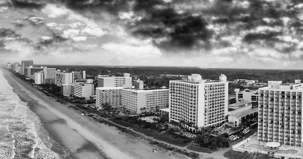 Myrtle Beach - Panorama