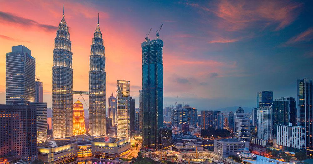 Kuala Lumpur - Petronas Twin Towers