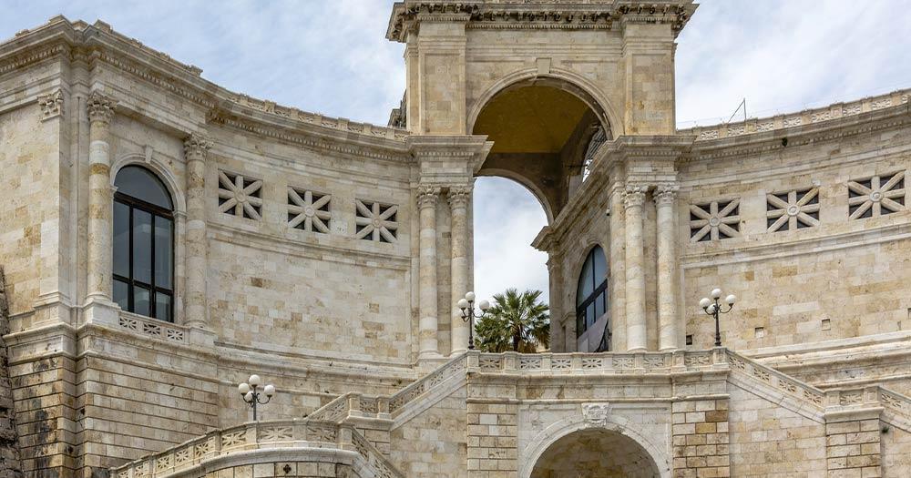 Cagliari - Saint Remy Bastion