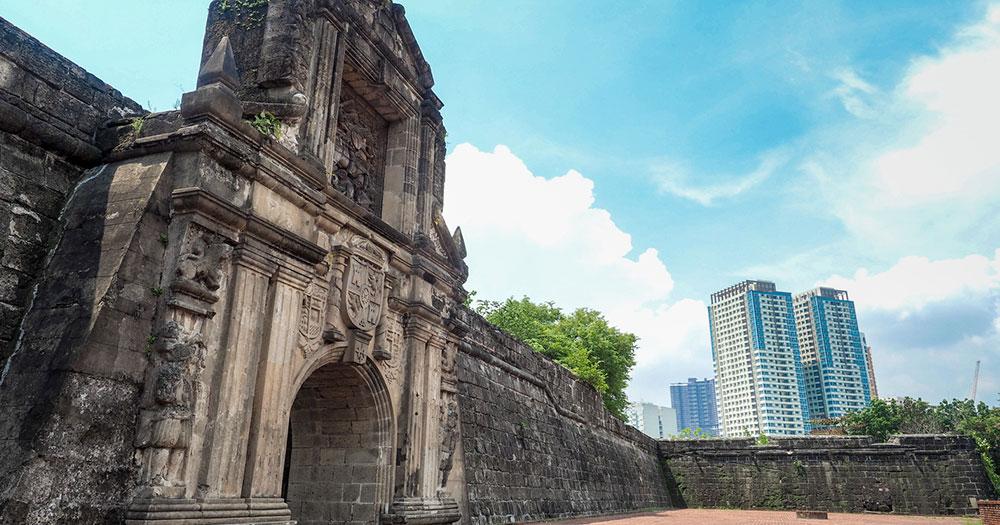 Manila -  Intramuros von Manila
