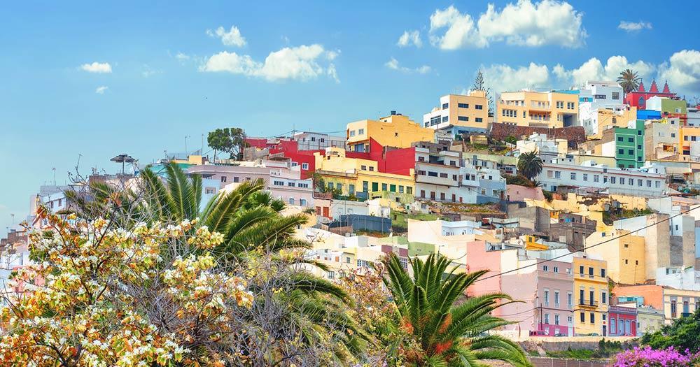Las Palmas - Panorama