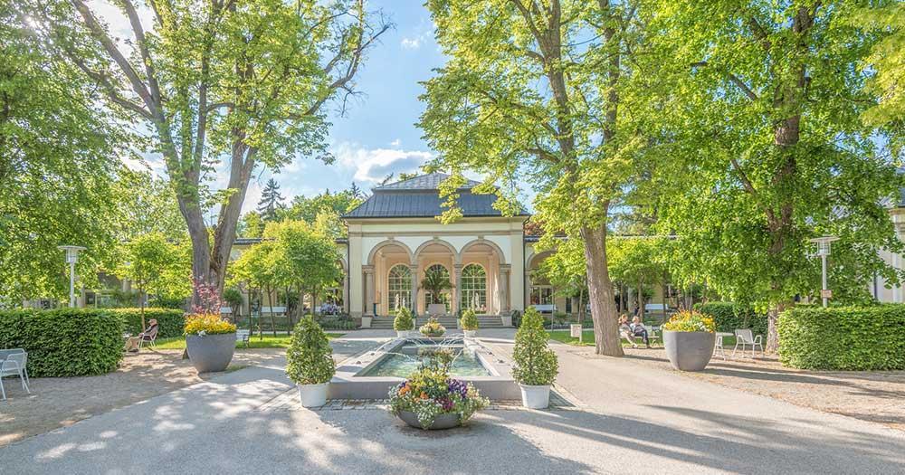 Bayreuth - Kurpark Bad Steben