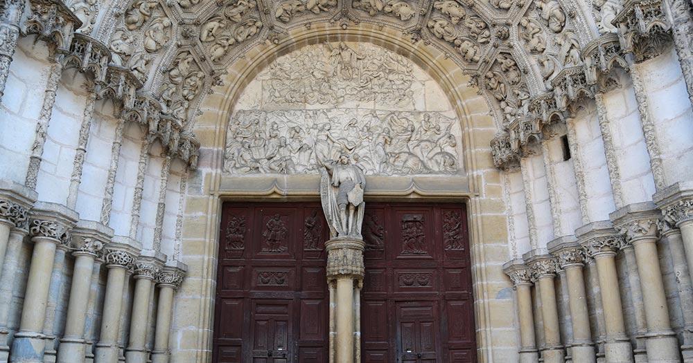 Dijon - Portal Saint Michel