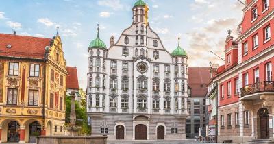 Memmingen - Rathaus