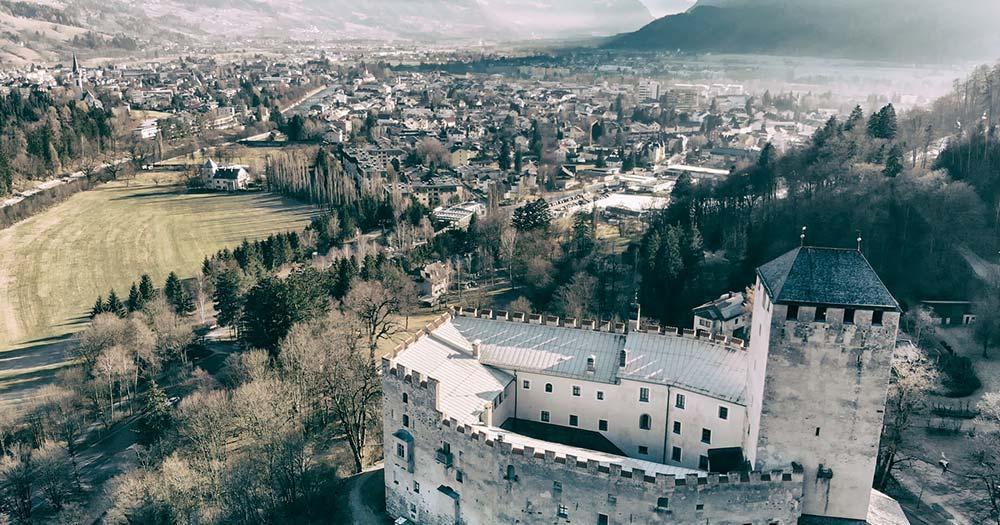 Lienz - Burg