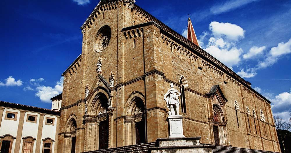Arezzo - Kathedrale