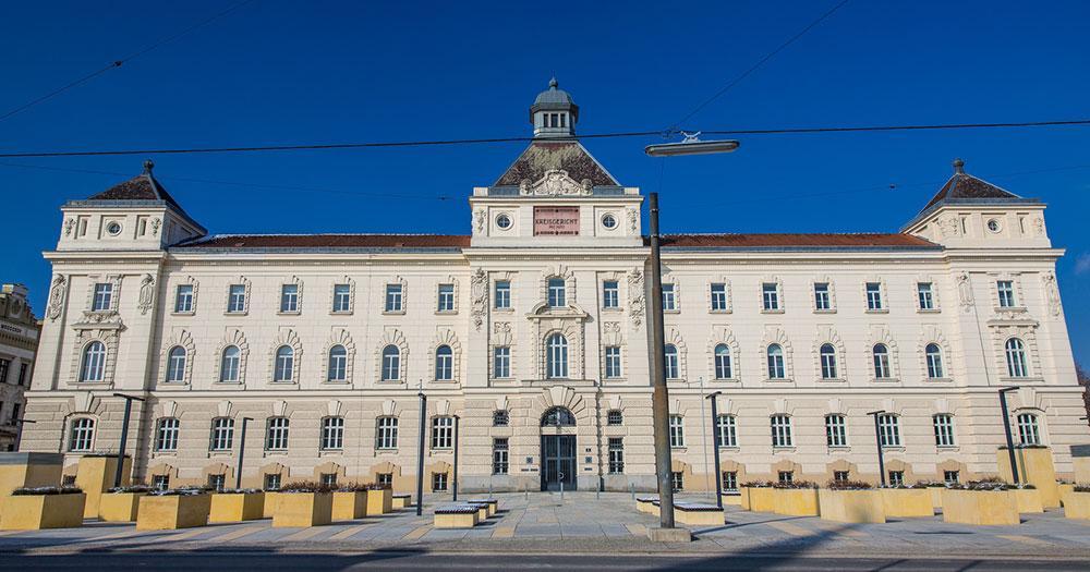 St. Pölten - Kreisgericht