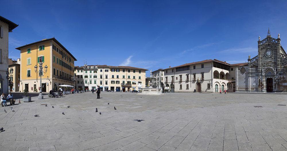 Prato - Piazza del Duomo