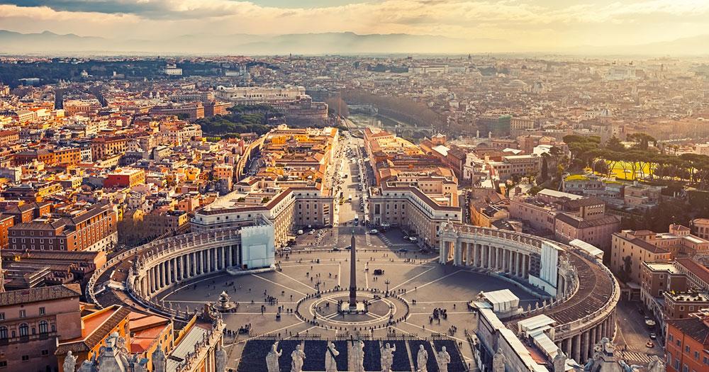 Rom - Stadtansicht