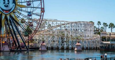 Disneyland - Riesenrad