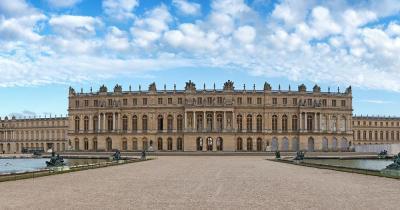 Versailles - Fassade