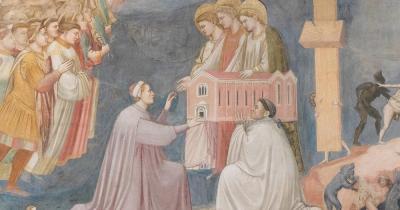 Cappella degli Scrovegni - Gemälde