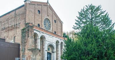 Cappella degli Scrovegni - Vorderansicht