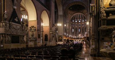 Basilika Des Heiligen Antonius - Innenaufnahmen