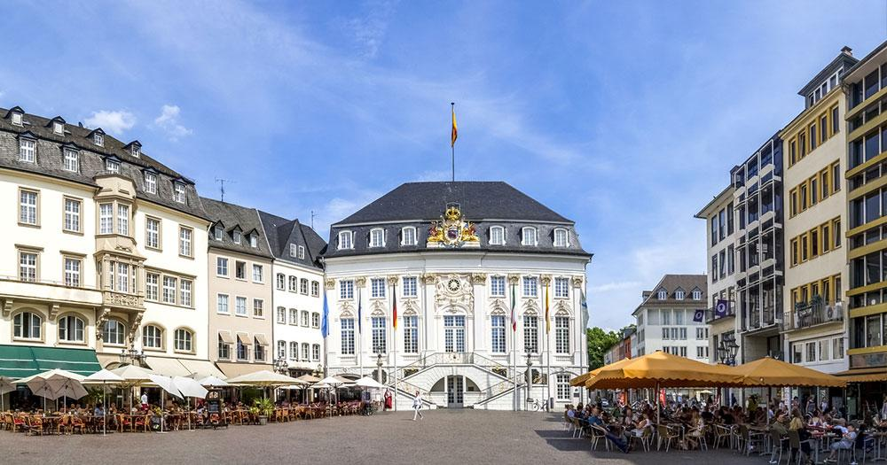 Bonn - Marktplatz