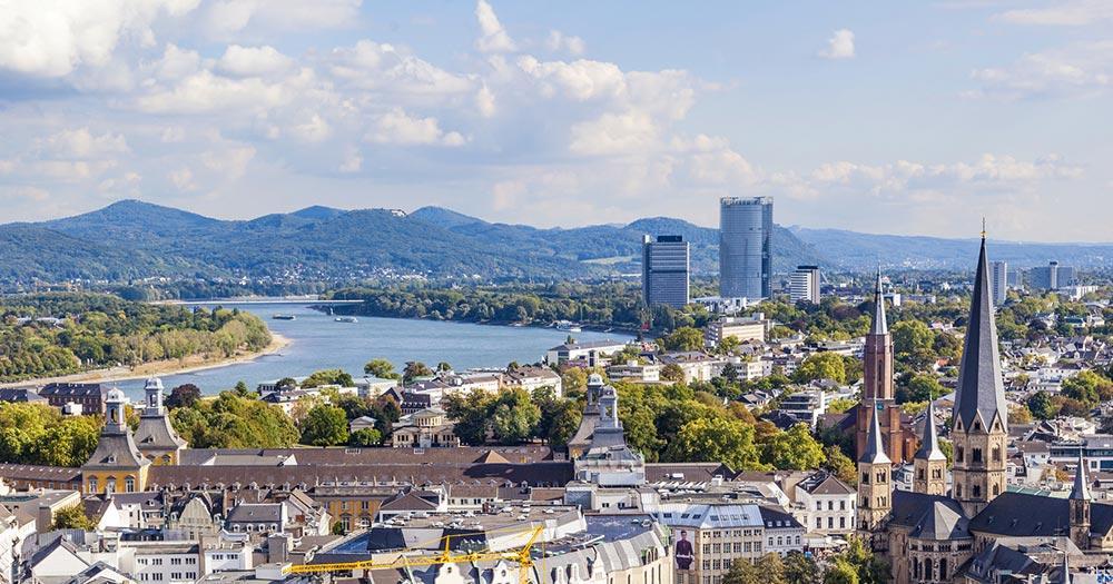 Bonn - Panorama