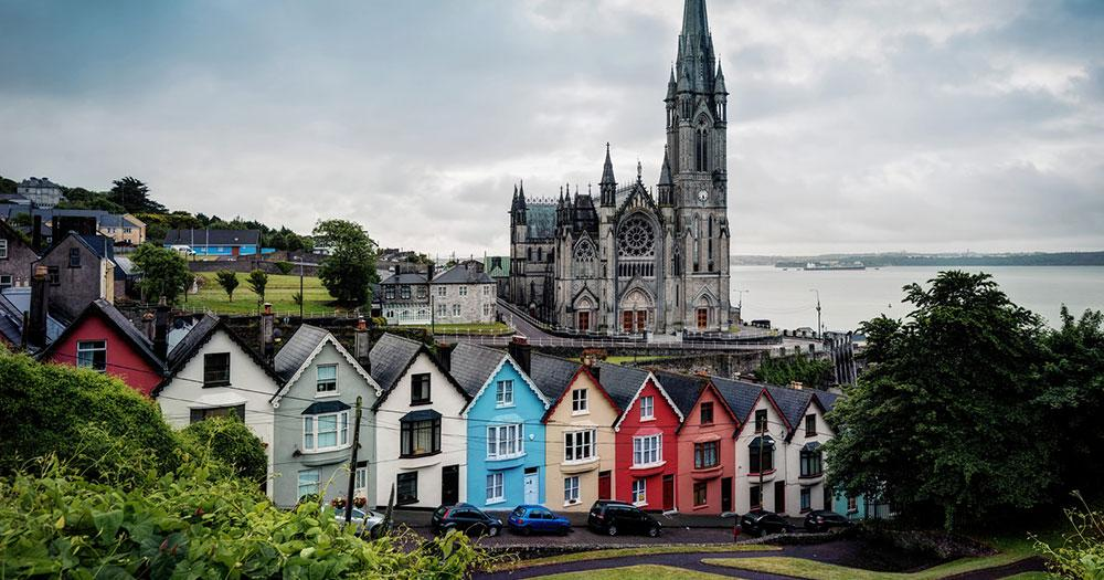 Cork - Cobh Cathedral