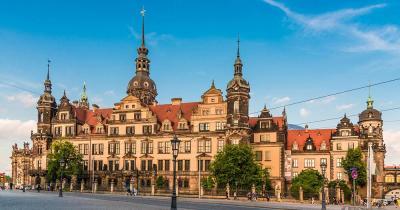 Residenzschloss Dresden - Panoramablick