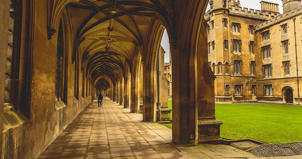 Cambridge - College