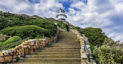 Kap der Guten Hoffnung - Alter Leuchtturm