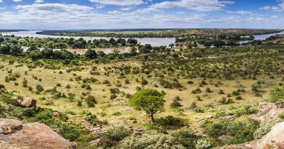 Kruger Nationalpark - Panoramablick