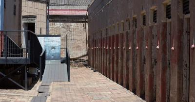 Constitution Hill - Gefängniszellen
