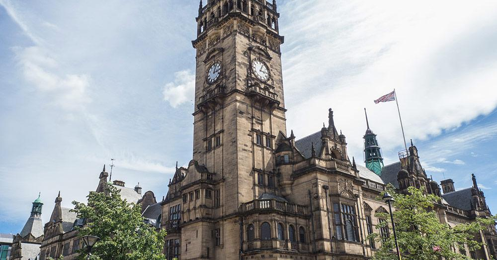 Sheffield - Clock Tower